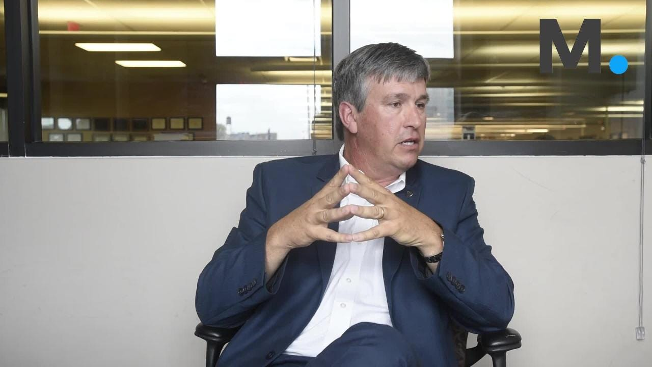 Barry Moore discusses his bid for Congress