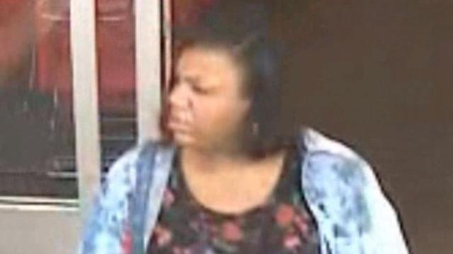 Prattville police are searching for a woman accused of credit card fraud.
