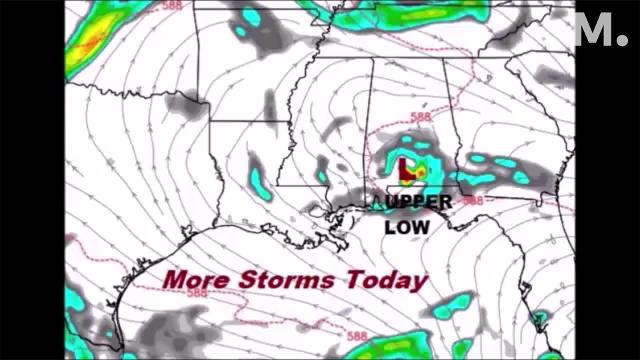Happy Friday! Once again today, the radar will active and colorful with scattered to numerous storms again, as a stubborn upper low persists. But, on this video, I'll tell you about a big change of pattern in the works, as a bubble of high pressure builds over Alabama and the SE US. We'll look ahead to a trend to fewer storms, more sunshine, and hotter days.