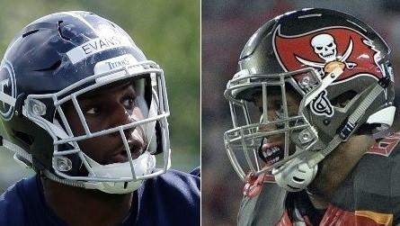 Once teammates at Alabama, Tampa Bay tight end O.J. Howard and Tennessee Titans rookie linebacker Rashaan Evans talk about facing each other Week 2 of the 2018 NFL preseason.