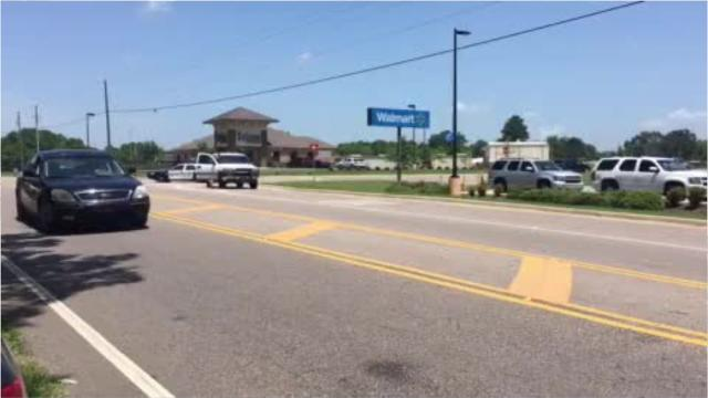Three people were shot and killed in a Walmart parking lot in Tallassee, police say.