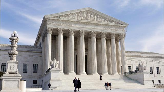 The Supreme Court has ruled that states may require online retailers to collect sales taxes. After the ruling, shares of Amazon, Overstock.com, Etsy, Wayfair and other retailers fell. The ruling overturns a 1992 ruling which limited tax collection by retailers for online sales. Business Insider reports this ruling applied to all states regardless of the company having a physical presence in that state. The 5-4 ruling is widely seen as a victory for brick-and-mortar stores.