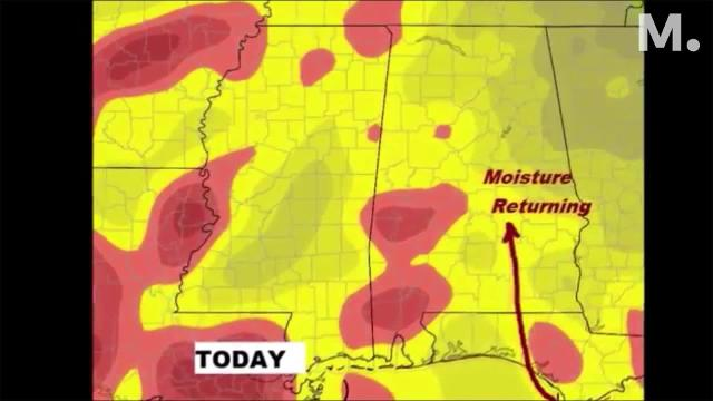 Rain chances are getting just a bit better over the next 3 days.  Today could be your day.  The storms will be spotty and random.  On this video, we'll also focus more and more on the important Labor Day Weekend forecast.  The forecast actually depends a great deal on where you are headed, as you will see.  This video hopefully help with your weekend planning.  And, there's a little activity in the tropics.