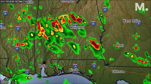 Good Morning, on this last day of August!  Football Saturday Eve.  Showers and storms will be in generous supply today.  I'll show you a colorful and active Future radar.  Scattered storms could affect your Saturday plans, but on this video, I'll show you a trend to fewer storms by later in the weekend.  I have updated the rain chances for here and the coast.  And, as we approach the peak of the hurricane season, we'll see what's brewing over the next week or so. I'll get you ready for the big Labor Day weekend on your Friday morning personal weather briefing.