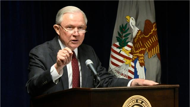 """On Thursday President Donald Trump drew a sharp rebuttal from his attorney general after he gave a scathing assessment of Jeff Sessions as being unable to take control of the Justice Department. Reuters reports that Sessions, in a rare rebuttal to Trump, issued a statement defending the integrity of his department saying, """"I took control of the Department of Justice the day I was sworn in. While I am attorney general, the actions of the Department of Justice will not be improperly influenced by political considerations."""""""