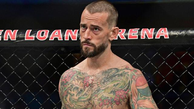 Comicbook.com reports that CM Punk's short-lived MMA career may be over.