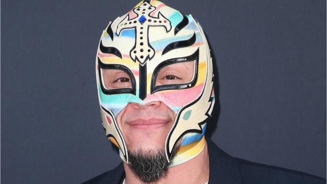 Rumors have been circulating that Rey Mysterio will re-join WWE sometime this fall. However, the future Hall of Famer is saying not so fast.