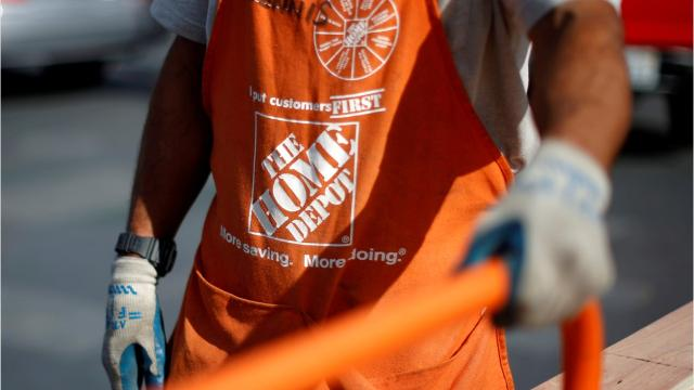 Home Depot will kick off its in-store sales event at 6 a.m. on Black Friday, which falls on November 23 this year. The retailer will keep its stores closed on Thanksgiving. On the home improvement retailer's website, online Black Friday deals will unroll at 6:00 a.m. A company spokesperson told Business Insider that the stores will also close at their regularly scheduled times. Read more: What you need to know about Black Friday this year Home Depot's website promises shoppers plenty of deals on power tools, electronics, lighting, furniture, appliances and holiday decorations.
