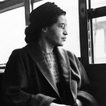 Rosa Parks wasn't just a tired seamstress who didn't want to give up her bus seat to a white man. The civil rights icon wanted much more.