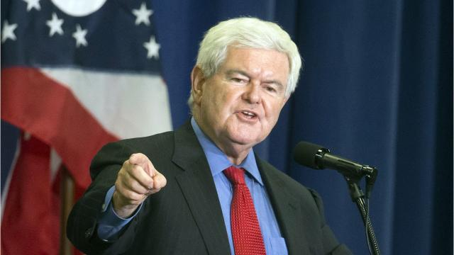 Newt Gingrich thinks he knows what is really dividing Americans: Millennials who text too much. Speaking at OpenWorld, Oracle's annual user conference, Gingrich said that the younger generation's habit of communicating via text message, rather than a phone call, is an indication of the group's inability to talk to people who are different from them. Gingrich began targeting millennials during a sit-down conversation with former Senator Barbara Boxer. He spoke out after Boxer said President Donald Trump rhetoric was dividing the country. Gingrich went on to blame the divisiveness on Hillary Clinton and Madonna as well.