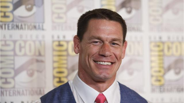 """There are many people who love John Cena but that scale began to teeter when he experiemented with growing out his hair . The 16-time WWE Champion spent the second half of 2018 lengthening his locks and it sounds like he's ready to end the experiment. Comicbook.com reports during an appearance on Ellen, Cena reveals that he wants to go back to his original Marine look. He shares, """"It's totally uncomfortable. I just want to go get my eight dollar haircut and now I'm throwing product in my head."""" Cena does admit it has helped him embrace bullies because even though people may not like the long hair, he has to learn to be comfortable with himself."""