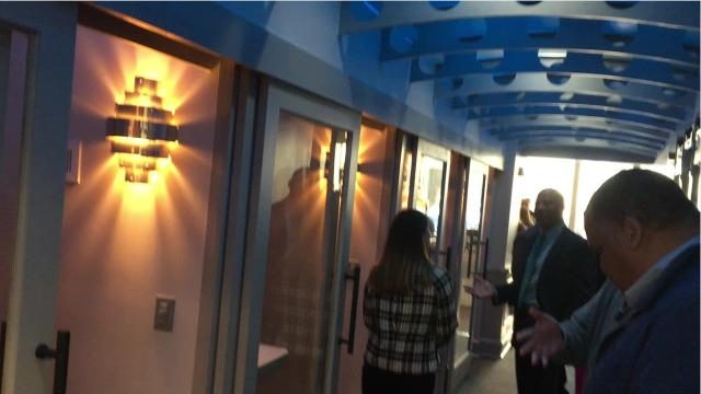 MGMWERX officially opened its doors to the public this week at 41 Commerce St. in downtown Montgomery.