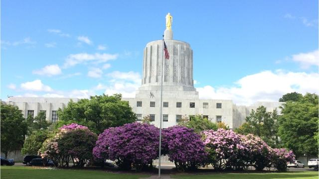 Oregon House passes abortion-funding bill