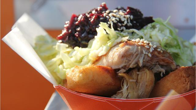Do you know what you're going to try at Cherryfest NW? Here is a look at last year's event, formerly called The Bite & Brew of Salem.