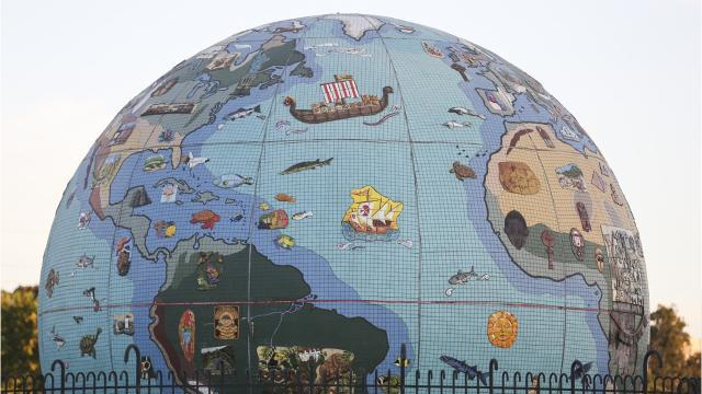 VIDEO: The history of Eco-Earth at Salem's Riverfront Park