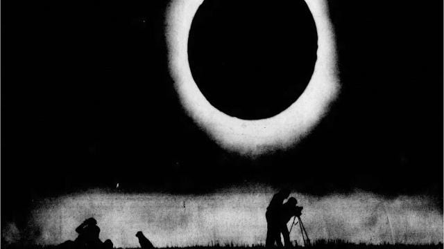 VIDEO: Looking back at the 1979 total eclipse in Oregon