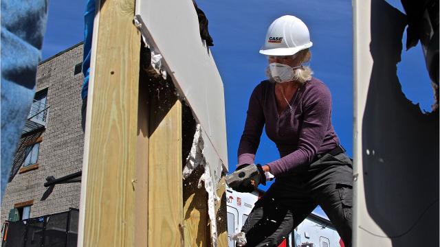 Veteran-led organization helps train disaster relief volunteers
