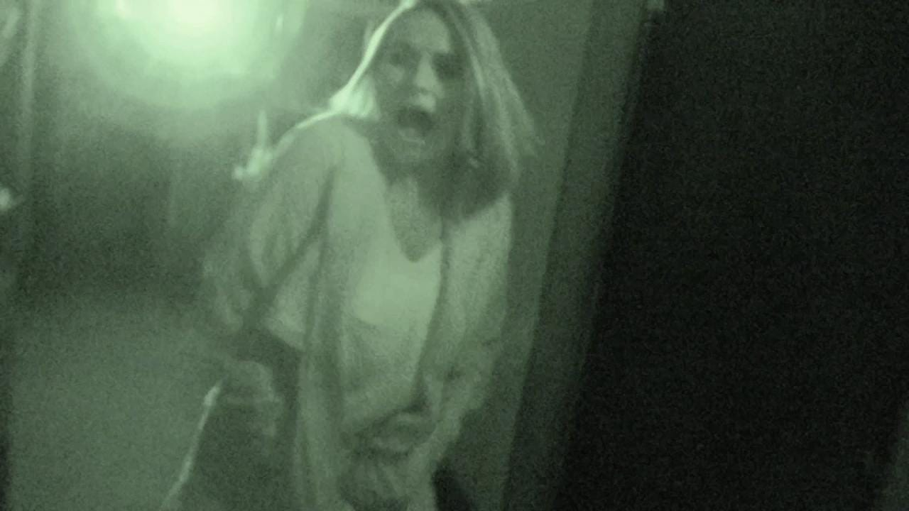 Watch Statesman Journal Reporter Abby Luschei take a spooky tour through the Nightmare Factory in 2017.