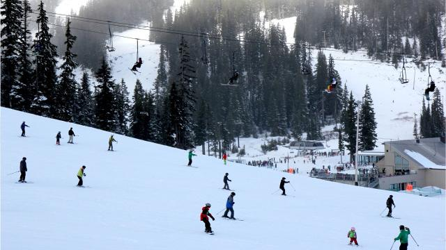 Want to hit the slopes? Here are ski areas near Salem.