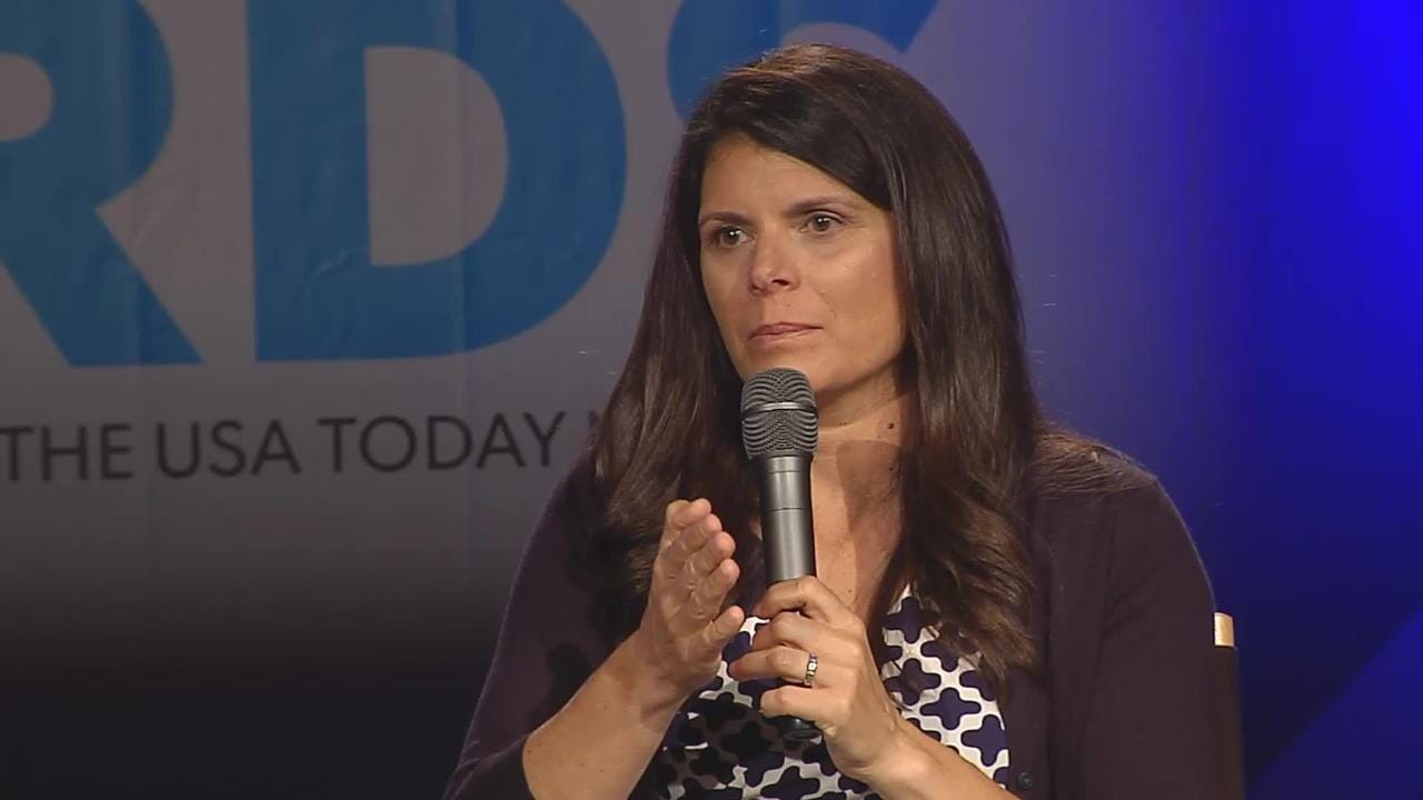 Quick look back at the 2017 Statesman Journal Sports Awards featuring Mia Hamm.