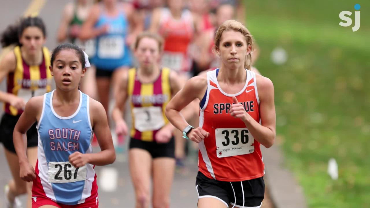 The All Mid-Valley girls cross country team is revealed, along with the finalists for the Statesman Journal Sports Awards.