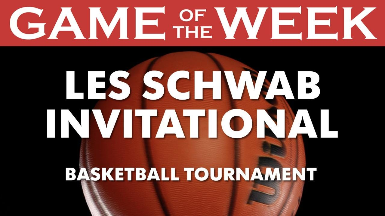 Statesman Journal sports reporters Bill Poehler and Gary Horowitz preview the Les Schwab Invitational basketball tournament.