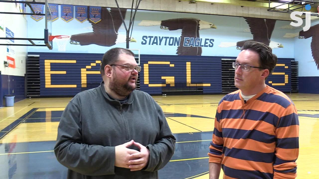 Statesman Journal reporters Pete Martini and Bill Poehler preview the Game of the Week - Cascade vs. Stayton girls basketball.