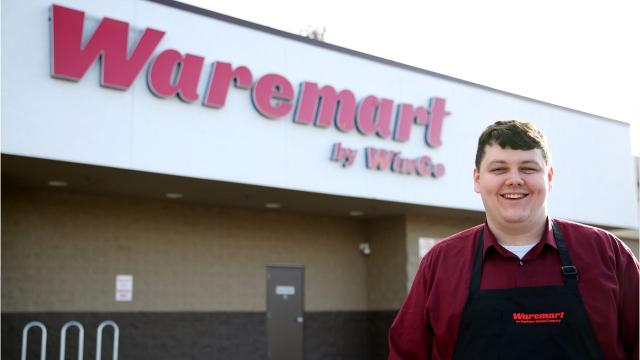 Waremart by WinCo opens Feb. 1 at the Creekside Shopping Center in Keizer, bringing 75 new jobs to the city.