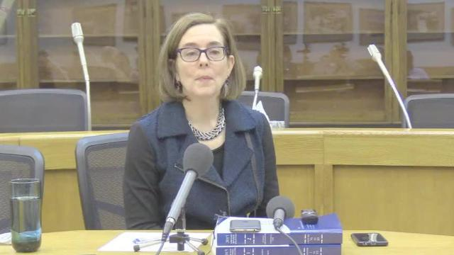 Gov. Kate Brown: 'Oregon will continue to remain a welcoming state to our immigrant families'