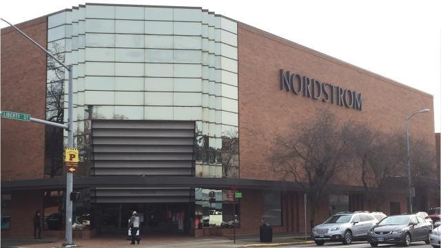 Nordstrom Closing Salem Center Mall Store
