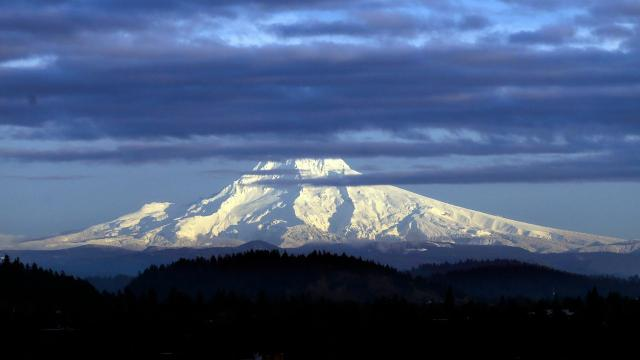 Een Warme Winter : Oregon s warm winter and low snowpack makes summer drought likely