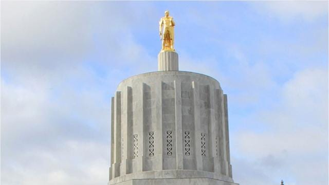 Politicians who faced scandals during or after holding office in or for Oregon.