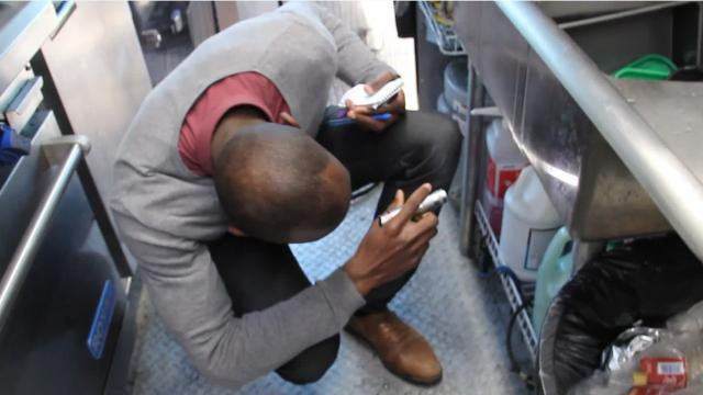 Mobile food units are becoming more and more popular, but how safe are they? We went along on a Marion County food truck health inspection to find out.