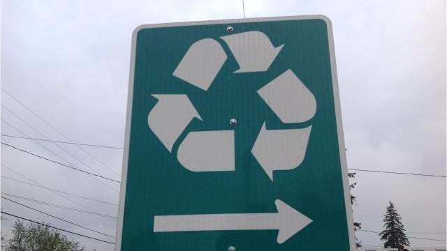 What you can't put in your blue recycle bin in Marion County