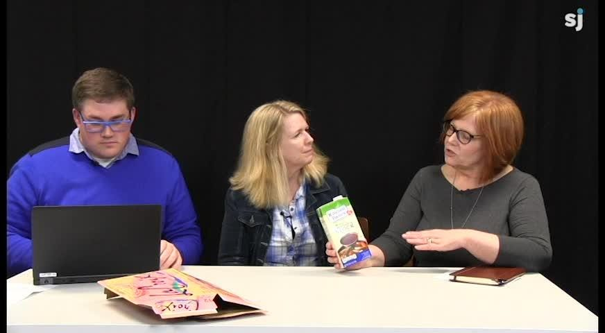 Gaelen McAllister, with Garten Services, and Julie Jackson, with Republic Services, talk through the recycling guidelines in Marion County and what can and can't be recycled.