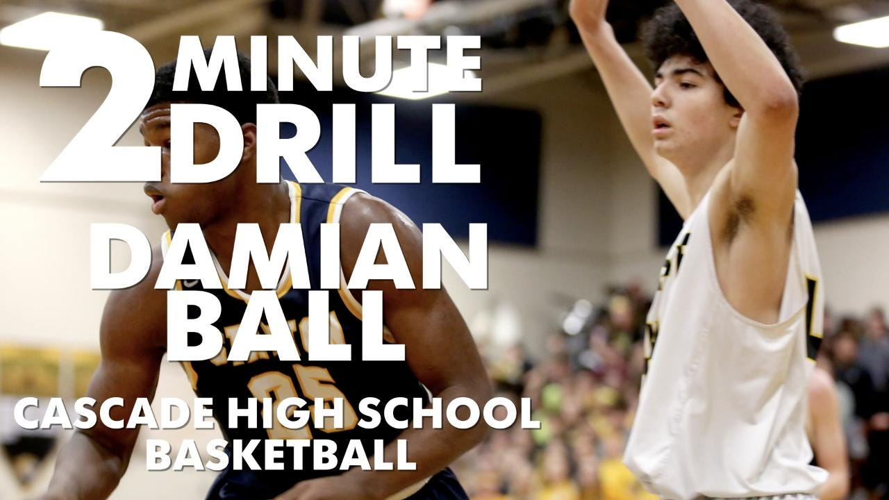 Damian Ball talks slam dunks, AP Biology and Hawaii.