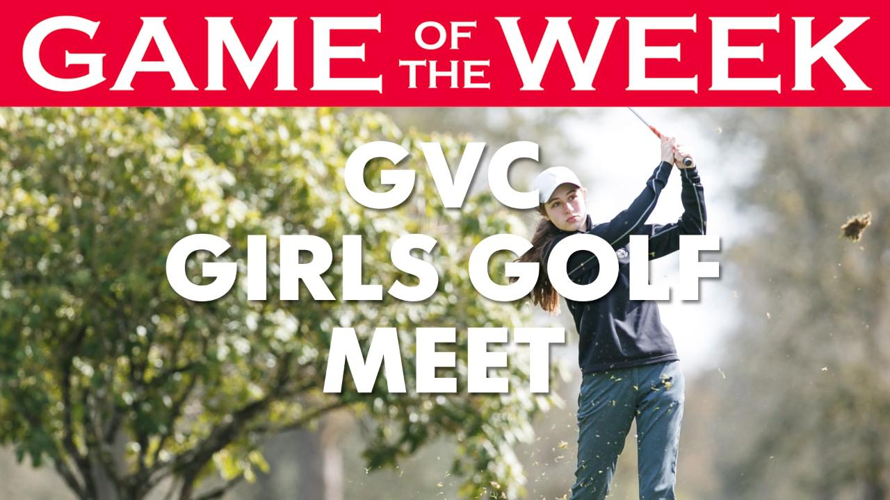 Statesman Journal sports reporters Gary Horowitz and Pete Martini preview the GVC girls golf meet on Wednesday, April 11, 2018.