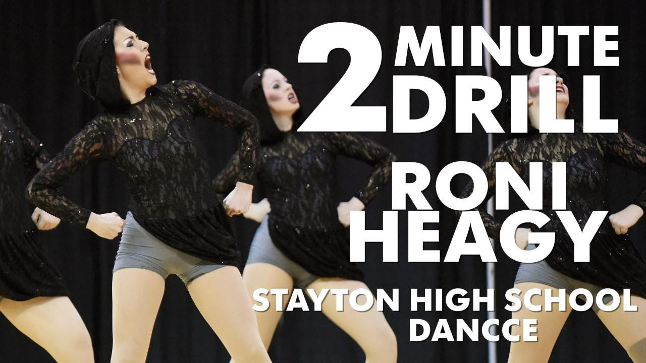 Stayton Highlights dancer Roni Heagy talks wakeboarding, dance team synchronization and snorkeling.