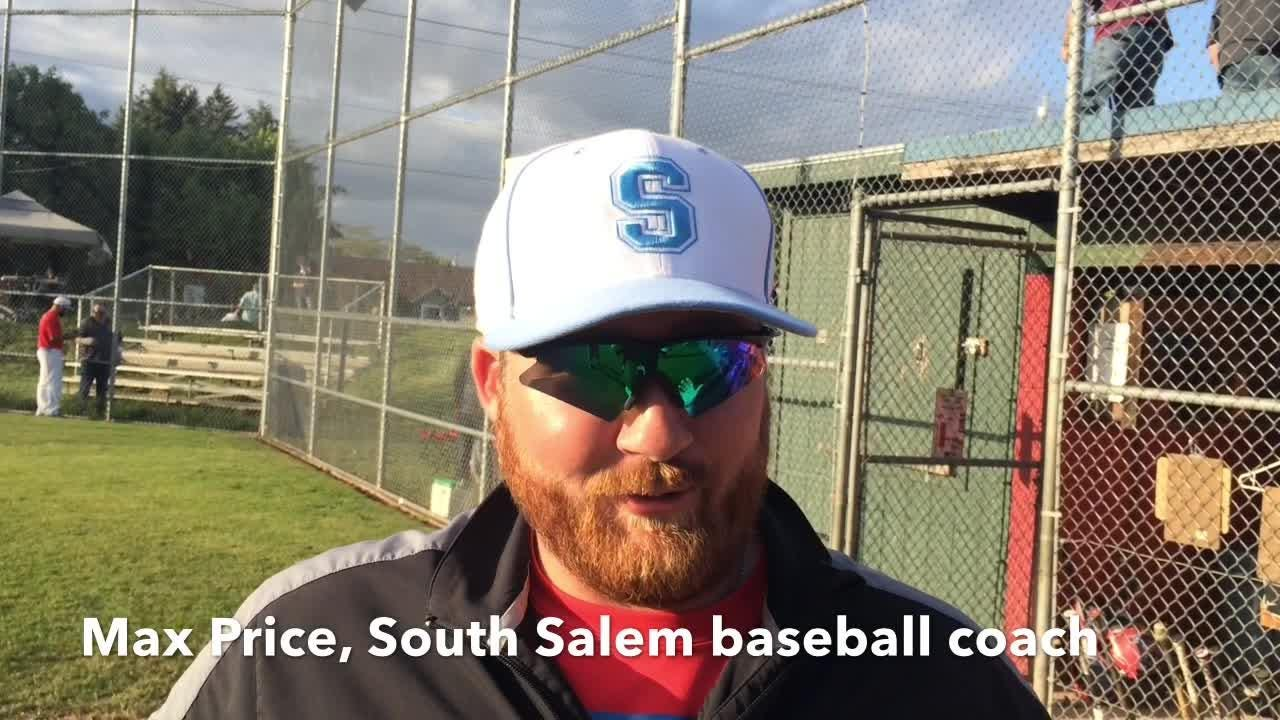 South Salem coach Max Price talks about beating rival Sprague in quarterfinals.
