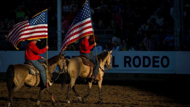 A small town becomes a boom town for the annual St. Paul Rodeo