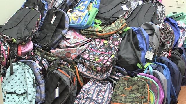 In five years, Salem Health Medical Group has gone from providing backpacks for 18 students in need in Marion and Polk counties to delivering 3,514 backpacks to 31 schools.