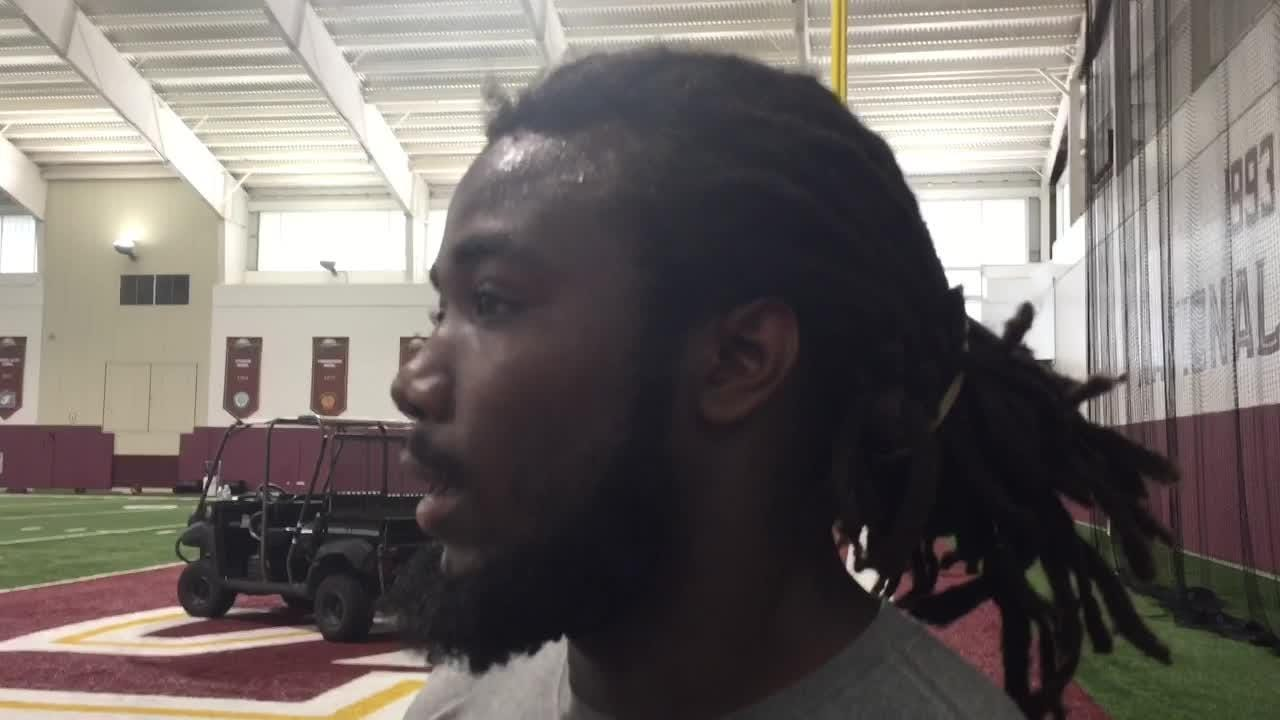Watch it: former RB Dalvin Cook returns to FSU