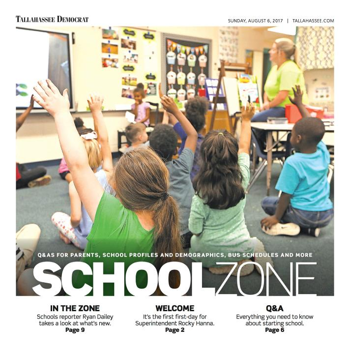Democrat K-12 reporter Ryan Dailey talks School Zone, the annual back-to-school special section