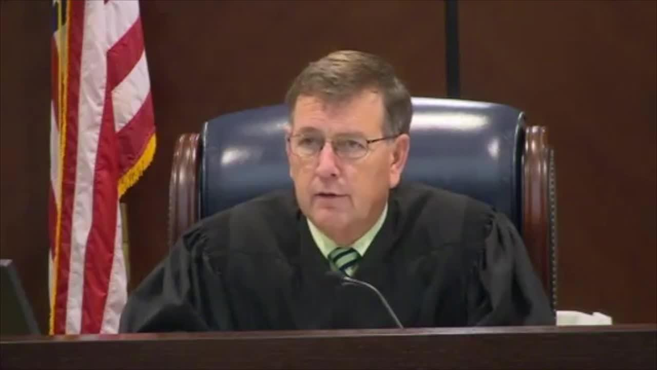 Leon Circuit Judge James Hankinson says jury at an impasse.