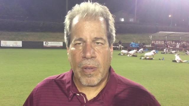 Watch it: Mark Krikorian on FSU's 3-0 win over UNCG