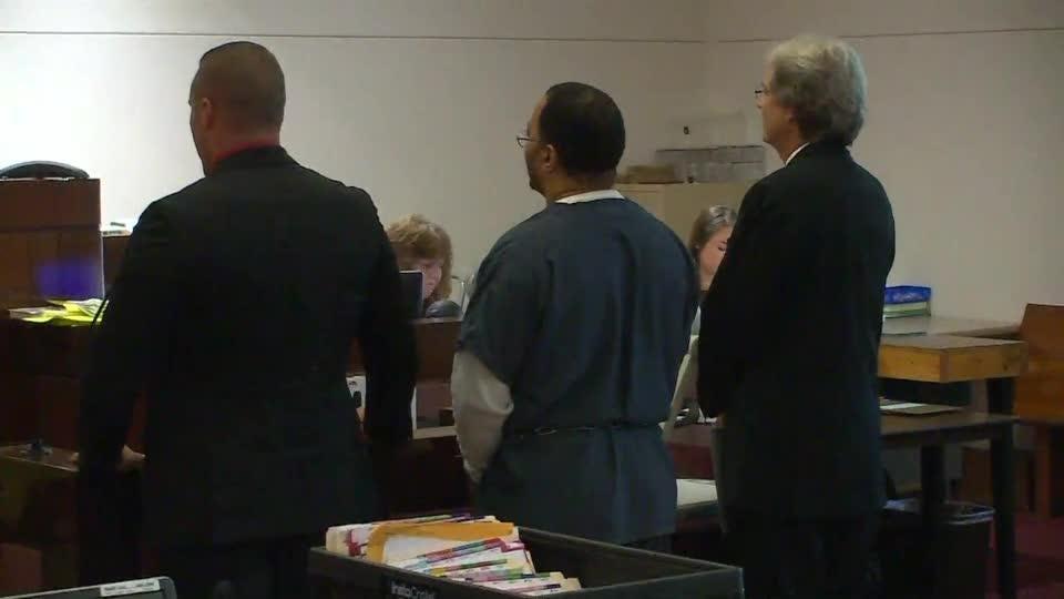 Watch it: Segura appears before judge to set retrial date