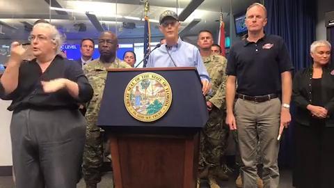 Watch it: Gov. Rick Scott discusses Hurricane Irma. (Sept. 5)