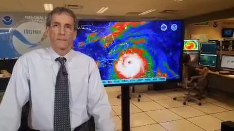 Watch it: NHC acting Director Ed Rappaport updates on Irma
