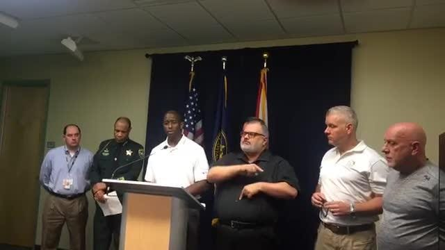 Watch it: Saturday afternoon Leon County emergency management update on Hurricane Irma.