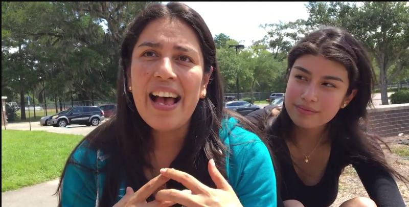Watch it: Miami evacuees in Tallahassee express relief